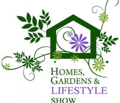 THE HOMES GARDENS & LIFESTYLE SHOW, April 5-6th.