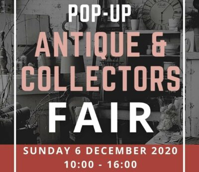 Antiques fair, Moraira, Dec 6th